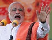 ناريندرا مودى رئيس الوزراء الهندى