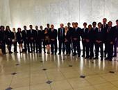 الدبلوماسيون الجدد بعد انتهاء الدورة
