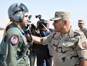 الفريق أول صدقى صبحى وزير الدفاع