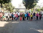 جانب من مهرجان المعادى بشارع 9