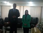 أسامة الصعيدى مستشار وزيرة القوى العاملة وعضو اللجنة التشريعية