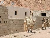 قوات الأمن فى سيناء – صورة أرشيفية