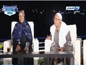 الحاجة عطيات والحاج أحمد
