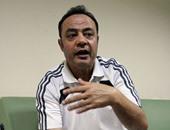 طارق يحيى المدير الفنى لطلائع الجيش