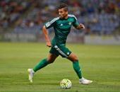 اللاعب المصري عمرو طارق