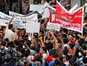 المظاهرات اللبنانية فى العاصمة بيروت