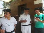 اللواء عادل زكى مع محرر اليوم السابع