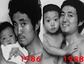 الأب وابنه