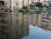 الشوارع تغرق فى مياه الصرف الصحى