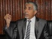 اللواء محمد غباشى مساعد رئيس حزب حماة الوطن