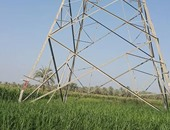 أبراج كهرباء - صورة أرشيفية
