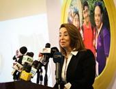 غادة والى وزيرة التضامن الإجتماعى