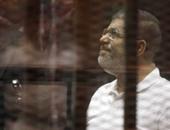 جانب من محاكمة مرسى – أرشيفية