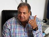 اللواء جمال عبد البارى رئيس شرطة الإنتربول المصرى