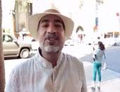 الفنان سيد بدرية يبدى إعجابه بكتاب حواديتى