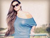الفنانة اللبنانية دالى جو