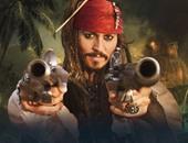 """جونى ديب فى """"Pirates of the Carribean 5"""""""