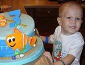 الطفل بيكيت رودرينك المريض بالسرطان