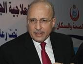د. عادل عدوى وزير الصحة