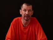 جون كانتلى الرهينة البريطانى لدى داعش