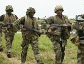 قوات الجيش النيجيرى