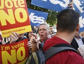 الاسكتلنديون بين مؤيد ومعارض - أرشيفية