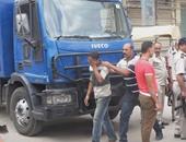 الأمن يضبط أحد الهاربين من حجز قسم أول المحلة