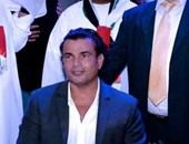 عمرو دياب مع بيكهام