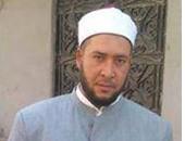 الراحل الشيخ محمد عبد الغنى إمام وخطيب مسجد القرية