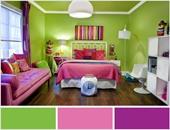 ألوان مبهجة تساعد على الشعور بالراحة