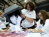 جانب من التصويت على استقلال أسكتلندا  - أرشيفية