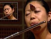 العازفة يوكيا أوتا