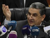 د. محمد شاكر وزير الكهرباء