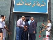 اللواء محمد إبراهيم وزير الداخلية فى سوهاج