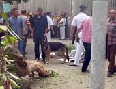 انفجار بمحيط وزارة الخارجية