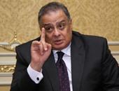 المستشار إبراهيم الهنيدى - وزير العدالة الانتقالية