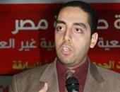 هيثم عبد العزيز عضو مجلس نقابة الصيادلة