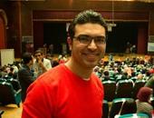 الدكتور أسامة عبد الصبور معروف معيد بكلية الصيدلة جامعة الأزهر ومحاضر OTC والتطوير الصيدلى