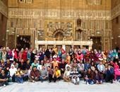 """حملة تنشيط السياحة الداخلية """"رحلة مصر الحضارة 27"""""""