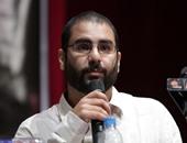 الناشط السياسى علاء عبد الفتاح