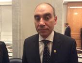 السفير علاء يوسف المتحدث الرسمى باسم رئاسة الجمهورية