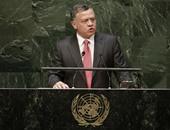الرئيس السيسى والعاهل الأردنى الملك عبد الله الثانى