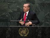 أردوغان يلقى خطابه فى الأمم المتحدة – أرشيفية