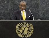 توماس ثابانى رئيس وزراء ليسوتو