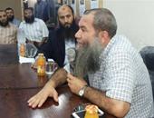 حديث الدكتور طارق فهيم مع أعضاء الحزب