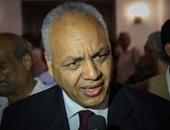 الكاتب الصحفى مصطفى بكرى المتحدث الإعلامى لائتلاف الجبهة المصرية
