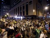 المحتجون يطوقون المبانى الحكومية