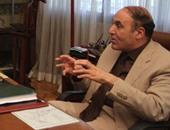 اللواء سيد جاد الحق مساعد أول وزير الداخلية لشرطة النقل والمواصلات