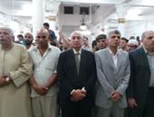 تشييع جنازة شهيد كفر الشيخ