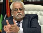 محمد فايز جبريل سفير دولة ليبيا بالقاهرة